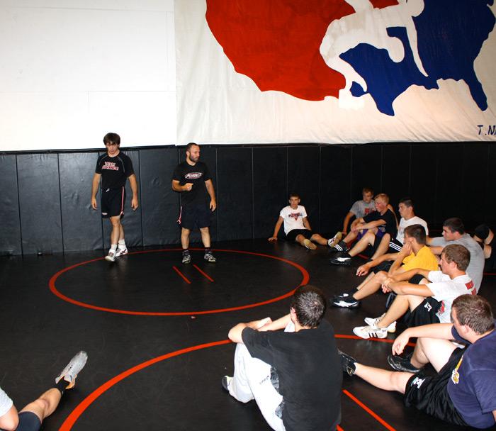 ADVANCE School of Wrestling