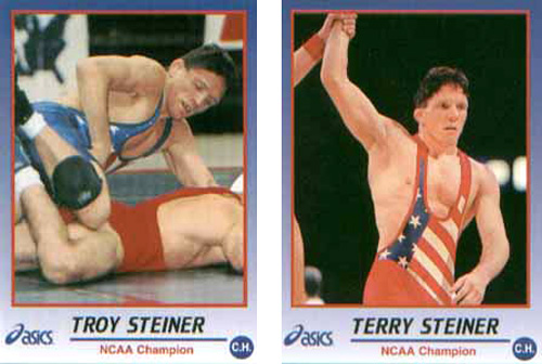 Contact Troy and Terry Steiner